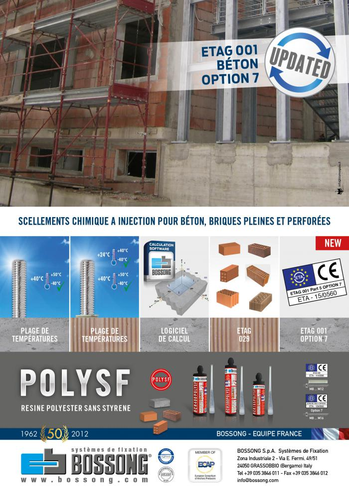 POLY SF BETON